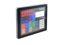 Aures W-Touch 15″ Touch Screen – Grey