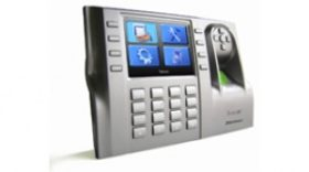 ZKTeco iClock580 RFID & fingeraftryk tidskontrol